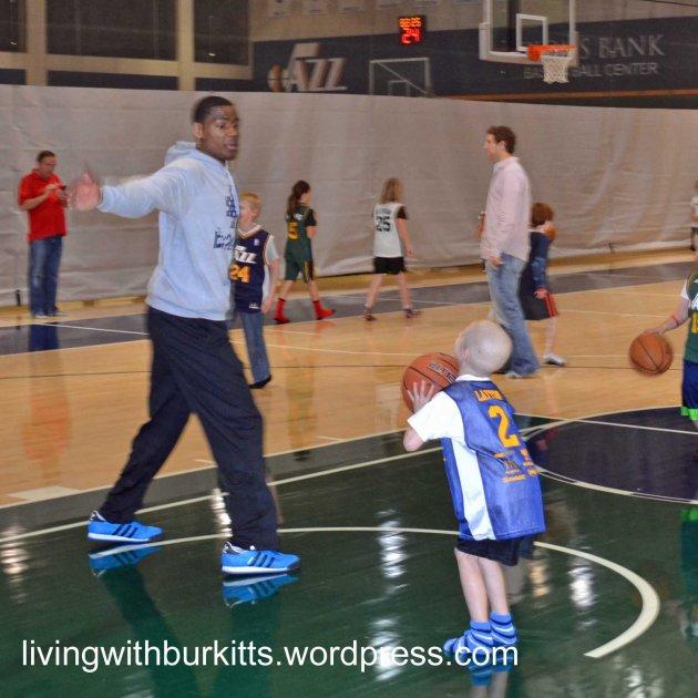 Utah Jazz, Make-a-Wish, Leukemia and Lymphoma Society